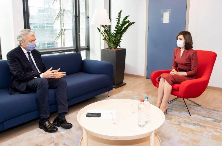 Bruxelles Didier Reynders